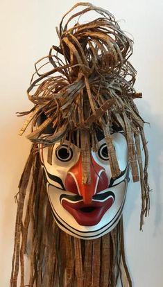 Kwakwaka'wakw Mask Canada