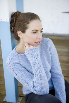 Ravelry: Derry Raglan and Cowl pattern by Cecily Glowik MacDonald
