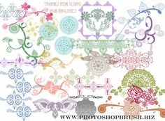 Photoshop Mehndi Brushes - Nur is Thinking Out Loud - Sapere aude