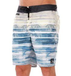 3969e9fc9c Blue palm tree print shorts - jogger shorts - shorts - men | SP15 ...