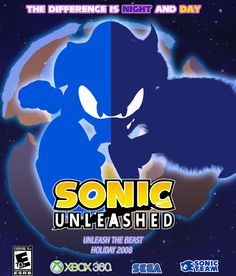 Sonic Unleashed Vector Poster by Sophia Yacoby via Photoshop Hedgehog Art, Sonic The Hedgehog, Doom 3, Sonic Unleashed, Sonic Fan Characters, Day For Night, Werewolf, Knight, Beast