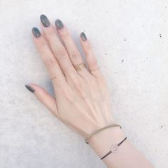 Pin on Hair / Makeup / Nails Pin on Hair / Makeup / Nails Elegant Nail Designs, Beautiful Nail Designs, Trendy Nails, Cute Nails, Witch Nails, Soft Nails, Korean Nails, Nail Ring, Nail Jewelry