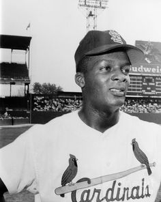 Curt Flood, St. Louis Cardinals