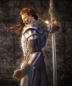 Sturm Brightblade, Knight of Solamnia (Knighted only after death) Dragonlance