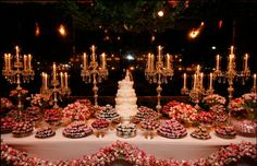 Wedding reception - Cake & Dessert Table - JP, Is type of arrangement possible and can we get a quote? Wedding Sweets, Wedding Cupcakes, Wedding Cake, Table Wedding, Wedding Favors, Wedding Reception, Dessert Buffet, Dessert Bars, Cookie Table