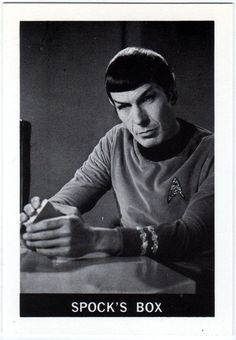 Do you think Leonard Nimoy would perform the ceremony?