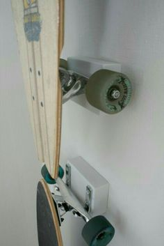 Longboard stocking system