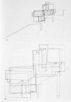 Guardiola House - Peter Eisenman 1986-88
