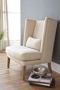 Malibu Wing Chair at lotushomeinteriors.ca