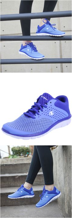 43231f6bd5a6 Up your pace in the lightweight Gusto runner. Champion Shoes