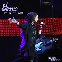 Christine D'Clario grabó #EternoLive, su primer álbum #EnVivo el sábado 28 de marzo en el Coliseo de Puerto Rico, José Miguel Agrelot ¡ante 10 mil personas! Conoce más aquí ➜ http://www.canzion.com/es/noticias/647-christine-d-clario-grabo-el-album-eterno-live