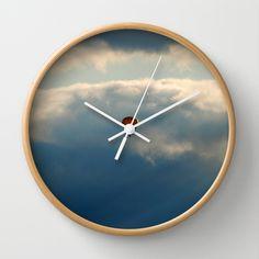 Balloon Wall Clock by Claude Gariepy - $30.00
