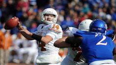 Texas Longhorns: Despite play of Case McCoy, David Ash should remain starter