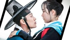 Splash Splash Love...Our girl, Kim Seul Gi, is finally a lead! yay! This is a 2-ep drama that will make you wish it was 16 ep+ maybe because no time is spent on misunderstandings or evil MIL. Please do yourself a favor and join in on this wonderful adventure of time travel to the Joseon Dynasty through a puddle.