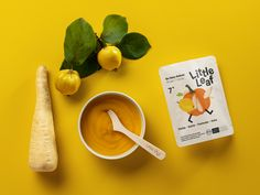 Brand and Packaging Design for Little Leaf Organic Baby Food / World Brand Design Society