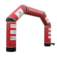 Inflatable Arches : Engerdal Inflatable Arch AQ3047  www.airquee.co.uk