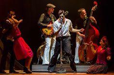 ELVIS THE MUSICAL: IL TOUR PARTE DAL TEATRO NUOVO DI MILANO