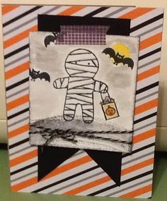 Cookie Cutter Halloween Stampin Up! Holiday catalog 2016