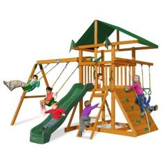 Outing III Play Set-01-0001 at The Home Depot