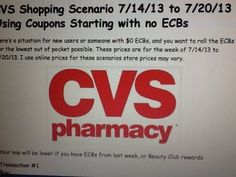 How to Shop with Coupons this week at CVS Shopping Scenario Starting with no ECBs 7-14 - (More info on: http://LIFEWAYSVILLAGE.COM/coupons/how-to-shop-with-coupons-this-week-at-cvs-shopping-scenario-starting-with-no-ecbs-7-14/)