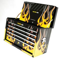 2012 Flame Graphics Kit