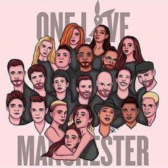 Best video: One Love Manchester, raccolti oltre 9 milioni di dollari per le vittime del terrorismo