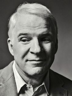 American actor and comedian, Steve Martin was born August 14th, 1945. (Today).