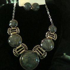 Statement necklace set Classy Jewelry Necklaces