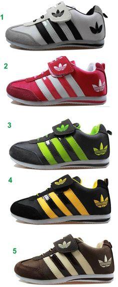 Dziecięce sportowe obuwie tekstylne. www.facebook.com/pages/MadeWithLove