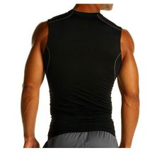 New Hot 2016 Compression Tank Tops Men Gym Yoga Running Weight Lifting Fitness Breathable Quick Dry Baselayer. Click visit to read descriptions