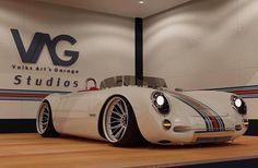 Porsche 550 - So freakin sick!