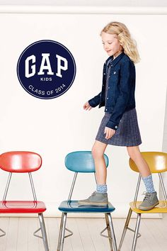 enroll today! enter to win a starring role in #GapKids store windows. submit your photos here: gapkidsclass.com Baby Boy Fashion, Kids Fashion, Back To School Kids, Gap Outfits, Store Windows, 7 Year Olds, Brand Me, Gap Kids, My Baby Girl