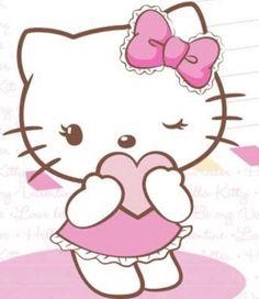 Hello kity Hello Kitty Theme Party, Hello Kitty Themes, Hello Kitty Pictures, Hello Kitty Birthday, Sanrio Hello Kitty, Hello Kitty My Melody, Walpaper Hello Kitty, Hello Kitty Wallpaper, Hello Kitty Drawing
