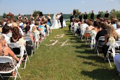 Summer Ceremony - Lakeview Terrace at Geneva National Golf Club