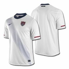 Nike U.S. Soccer 2010/2011 Home  Jersey - Click to enlarge