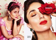 Kareena Kapoor - Vogue India March 2014