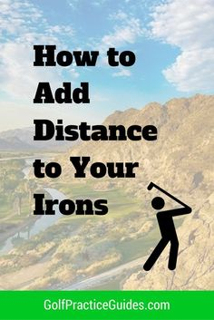 Want to add distance to your golf clubs? Check out this article.