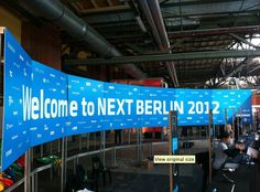 hmmh auf der NEXT 2012 in Berlin #next12