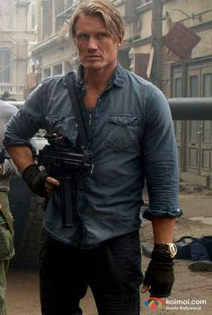 dolph lundgren- Expendables II