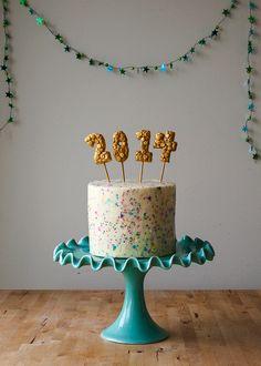 2014 Confetti Cake - Style Sweet CA