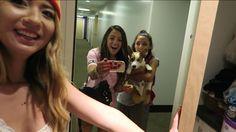 Niki and gabi in mia & alex's vlog!