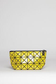 Totokaelo - Bao Bao by Issey Miyake - Lucent Clutch - Yellow