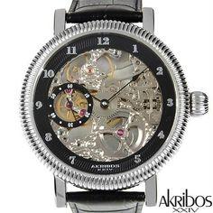 Luxstyle4u - AKRIBOS XXIV Brand New Gentlemens Mechanical Watch, $154.00 (http://www.luxstyle4u.com/akribos-xxiv-brand-new-gentlemens-mechanical-watch/)