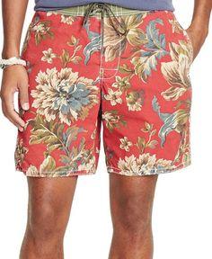 Denim & Supply Ralph Lauren Floral Board Shorts