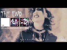 MEJIBRAY - The End /2016.04.06 Spot MV