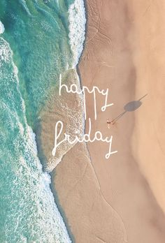 Have a great weekend folks - we are off to the beaches of #Devon & #Cornwall (come rain or shine!) #HappyFriday