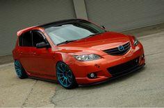 Sweet Mazda MPS