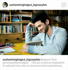 Sushant Singh Rajput's home in Mumbai is a combination of robust colours and rugged finishes. Get a sneak-peek into Bollywood Celebrity Sushant Singh Rajput's chic, urban Mumbai home Cute Actors, Handsome Actors, Handsome Boys, Photo Poses For Boy, Boy Poses, Bollywood Celebrities, Bollywood Actress, Bollywood Pictures, Indian Star