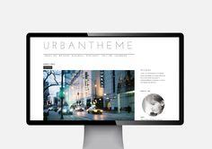 Blog Milk — Wordpress Themes: Urban