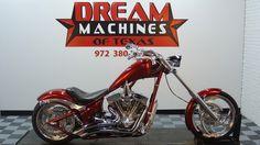 2006 Big Dog Chopper Stock: SPR   Dream Machines of Texas